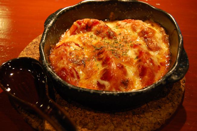 トマトチーズ